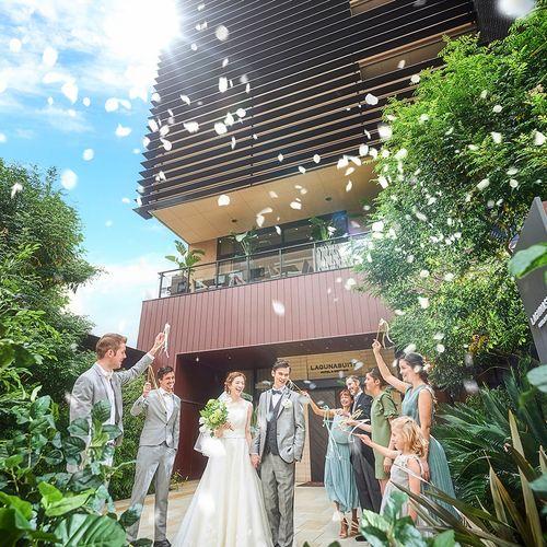 ラグナスイート新横浜 ホテル&ウエディングの公式写真2枚目
