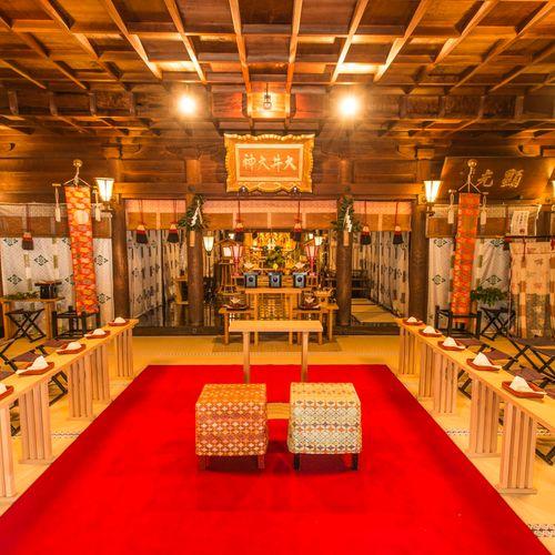 大井神社 宮美殿の公式写真2枚目