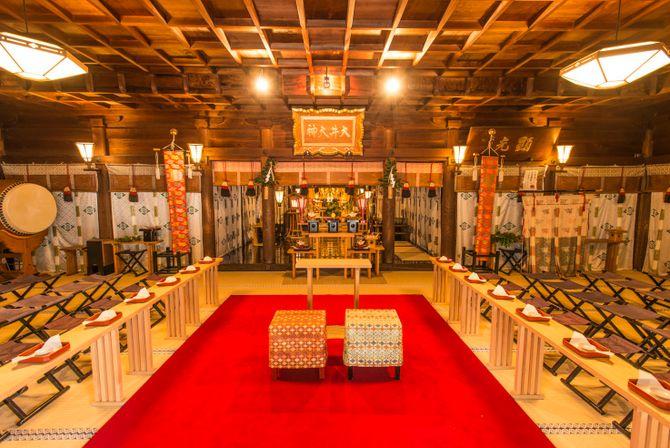 大井神社 宮美殿のカバー写真