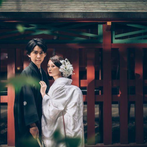 大國魂神社 結婚式場の公式写真3枚目