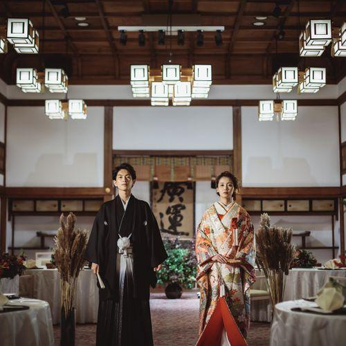 大國魂神社 結婚式場の公式写真5枚目