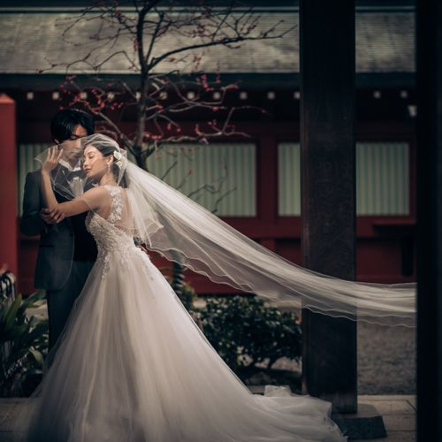 大國魂神社 結婚式場の公式写真2枚目