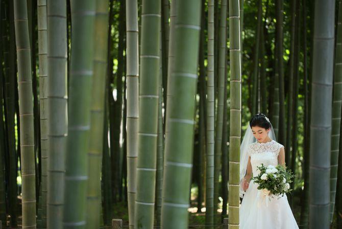 大國魂神社 結婚式場のカバー写真