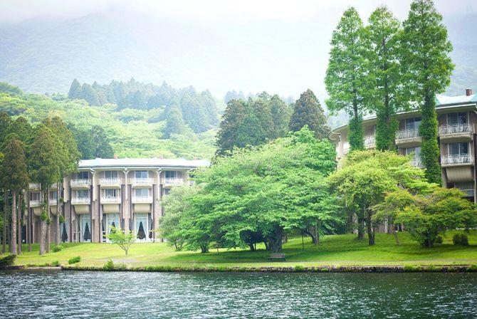 ザ・プリンス 箱根芦ノ湖のカバー写真