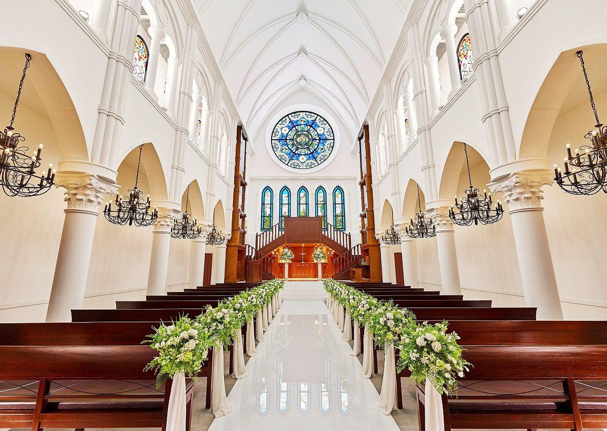 アルカンシエル luxe mariage大阪の公式写真1枚目