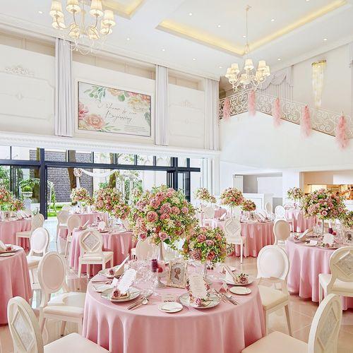 アルカンシエル luxe mariage大阪の公式写真3枚目