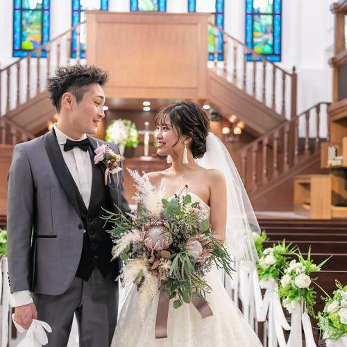 アルカンシエル luxe mariage大阪の公式写真2枚目