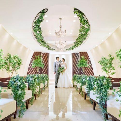 小さな結婚式 横浜店の公式写真2枚目