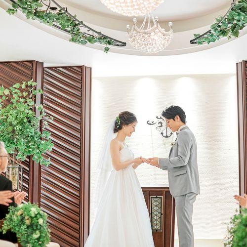 小さな結婚式 横浜店の公式写真5枚目