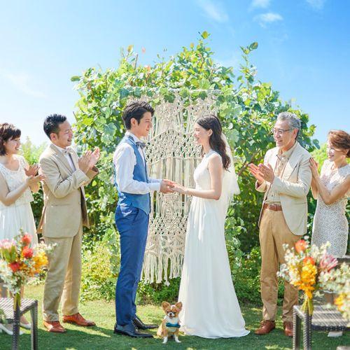小さな結婚式 横浜店の公式写真4枚目