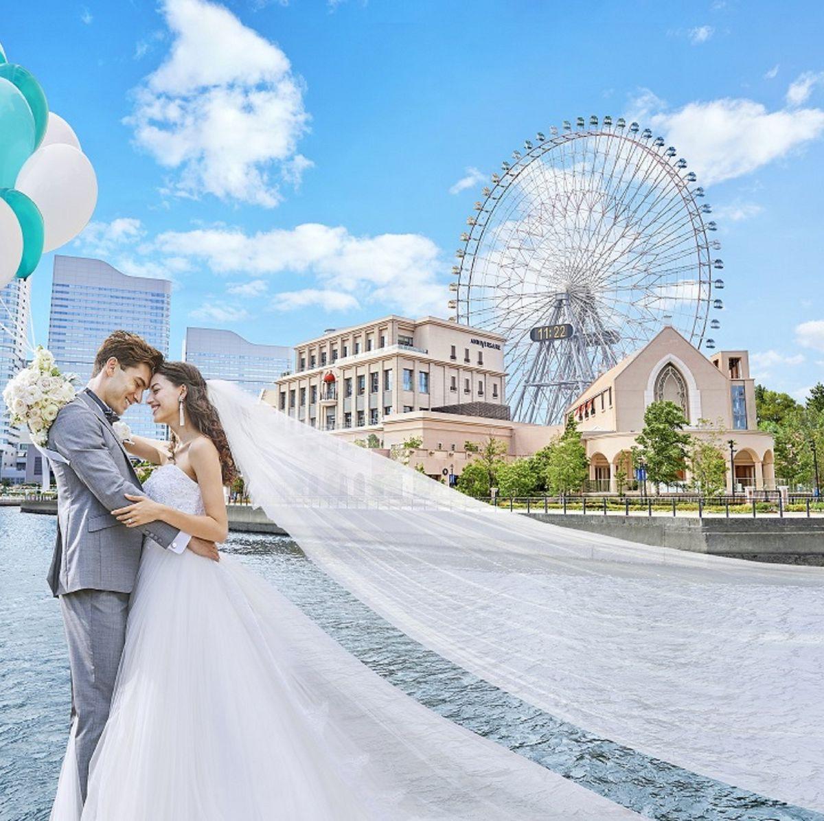 アニヴェルセル みなとみらい横浜の公式写真1枚目