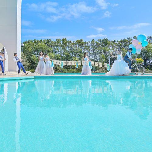 アンジェローブ (Wedding Island Angerobe)の公式写真3枚目