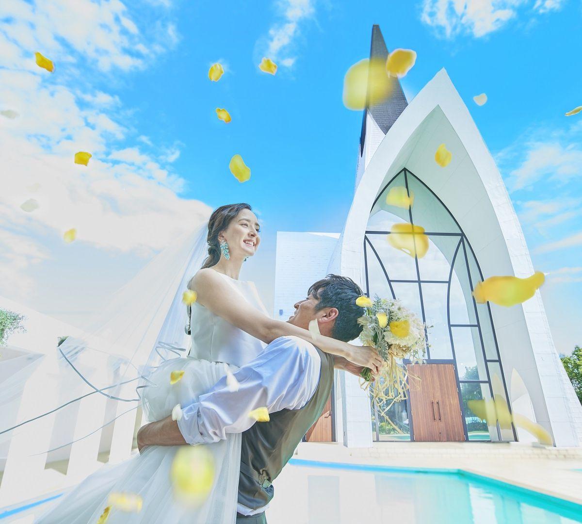アンジェローブ (Wedding Island Angerobe)の公式写真1枚目