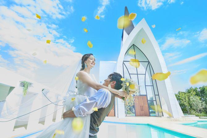 アンジェローブ (Wedding Island Angerobe)のカバー写真