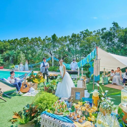 アンジェローブ (Wedding Island Angerobe)の公式写真4枚目