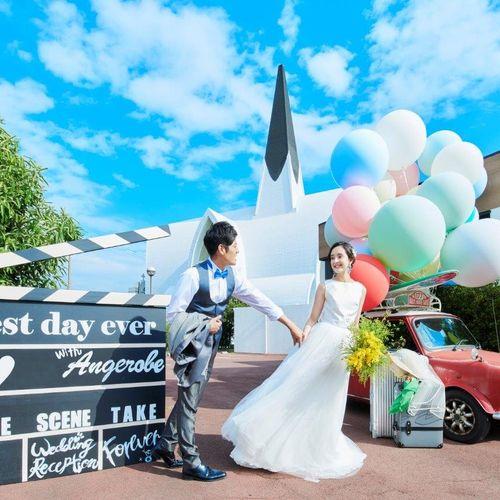 アンジェローブ (Wedding Island Angerobe)の公式写真5枚目