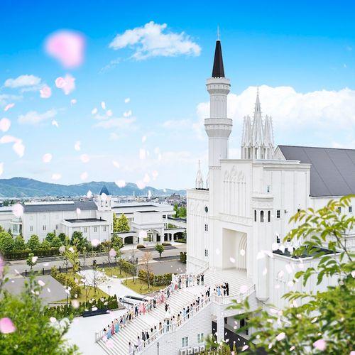 ローズガーデン/ロイヤルグレース大聖堂の公式写真4枚目
