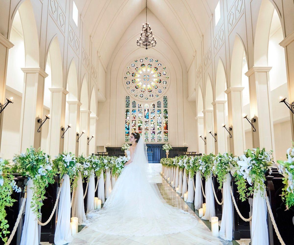 ローズガーデン/ロイヤルグレース大聖堂の公式写真1枚目