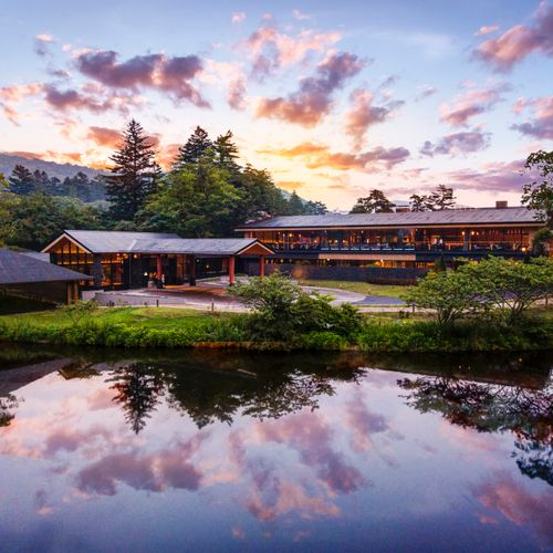 軽井沢プリンスホテル フォレスターナ軽井沢の公式写真3枚目
