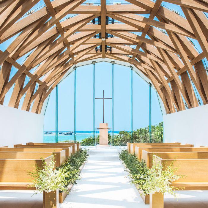 公式さんの瀬良垣島教会カバー写真