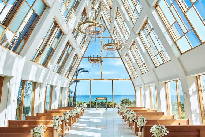 美らの教会(ザ・ギノザリゾート)のカバー写真