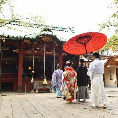 赤坂氷川神社の公式写真5枚目