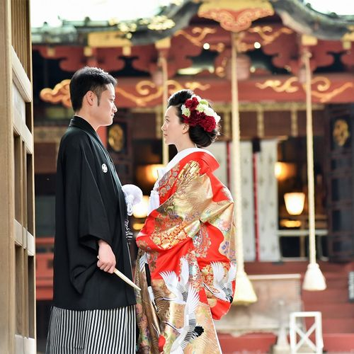 赤坂氷川神社の公式写真3枚目