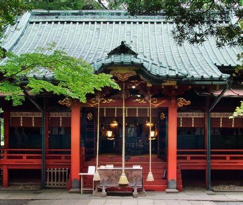 赤坂氷川神社の公式写真2枚目