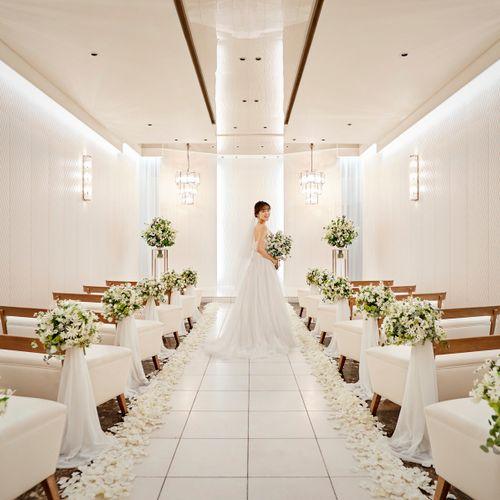 小さな結婚式 お台場店の公式写真2枚目