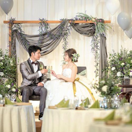 結婚式場N.B.C(ケッコンシキジョウエヌビーシー)の公式写真2枚目