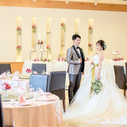 結婚式場N.B.C(ケッコンシキジョウエヌビーシー)の公式写真3枚目