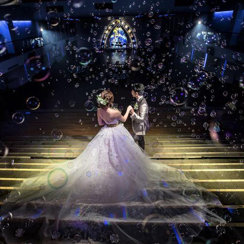 結婚式場N.B.C(ケッコンシキジョウエヌビーシー)の公式写真5枚目