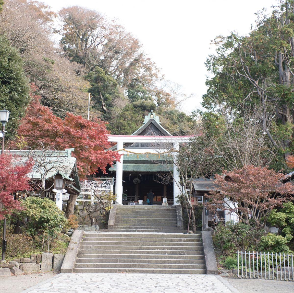 鎌倉宮の公式写真1枚目