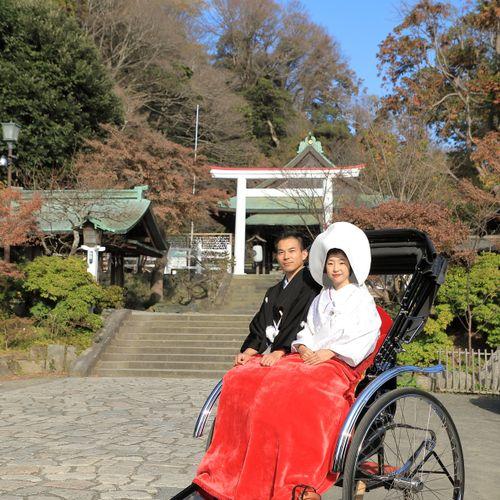 鎌倉宮の公式写真5枚目