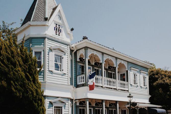山手十番館ウエディング ハウス&ガーデンのカバー写真
