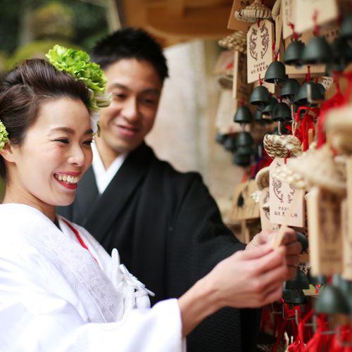 伊奈波神社の公式写真5枚目