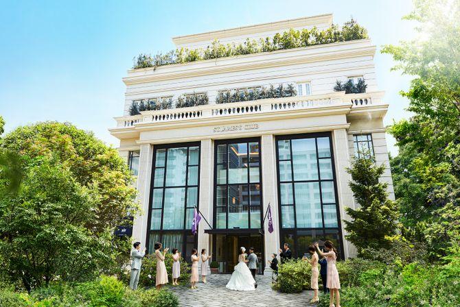 セントジェームスクラブ迎賓館仙台のカバー写真