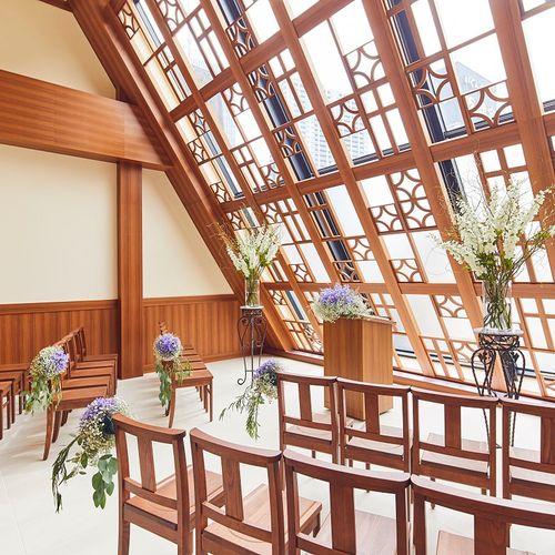 Chapel Kagura(チャペル神楽)の公式写真2枚目