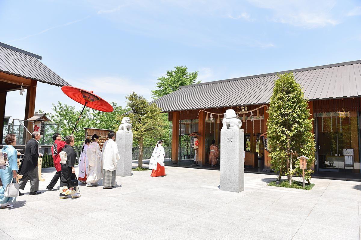 赤城神社の公式写真1枚目