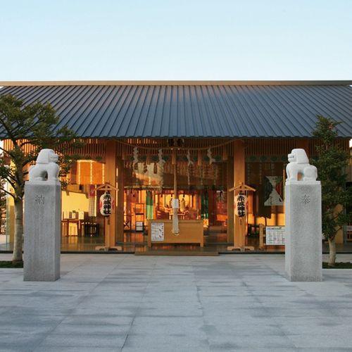 赤城神社の公式写真2枚目