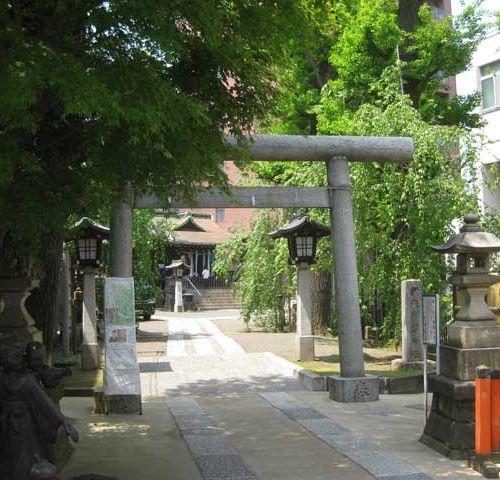 池尻稲荷神社の公式写真2枚目