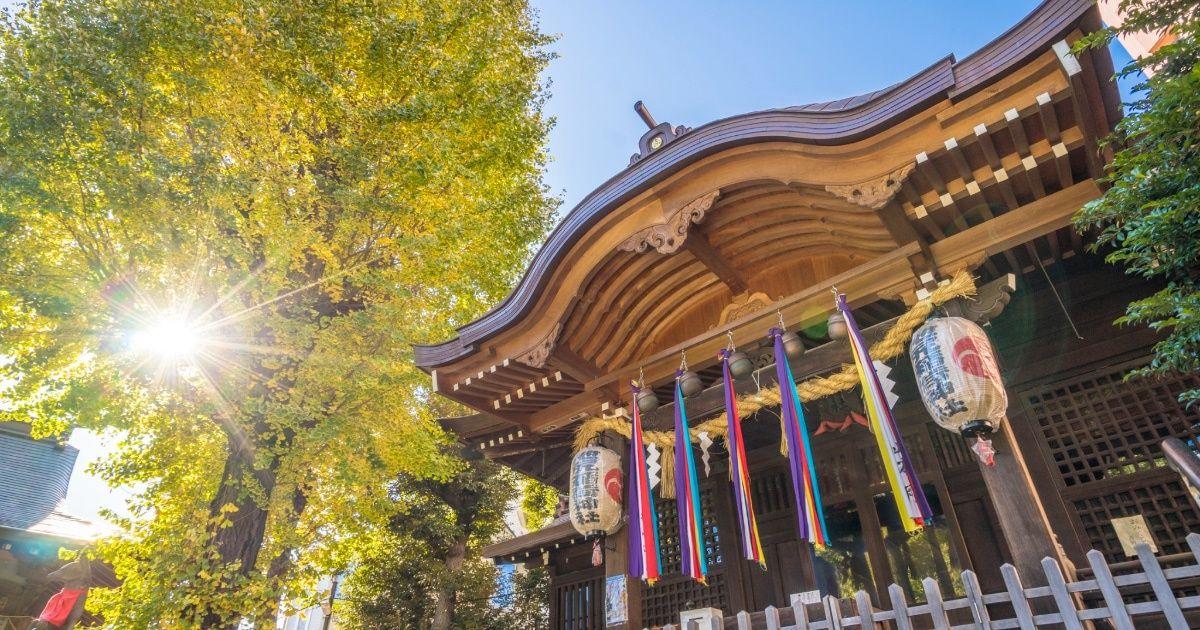 池尻稲荷神社の公式写真1枚目