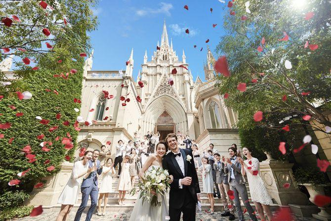 青山セントグレース大聖堂のカバー写真