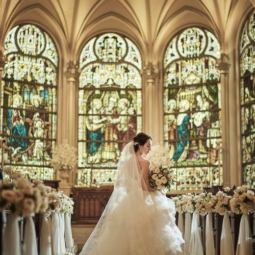 青山セントグレース大聖堂の公式写真5枚目