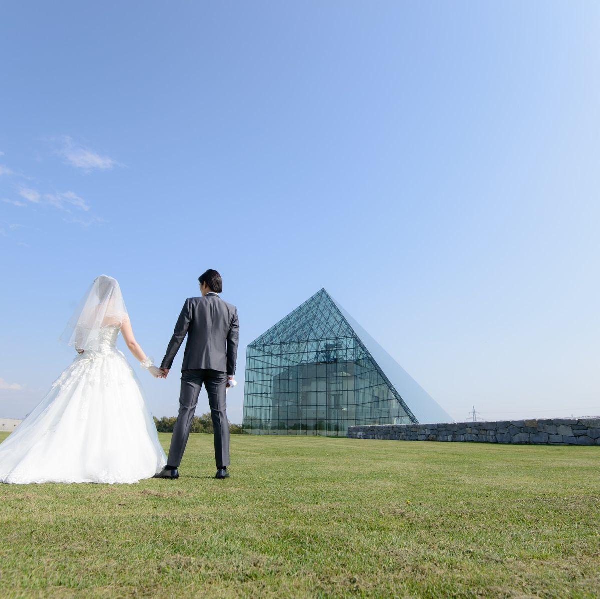 モエレ沼公園 ガラスのピラミッド(C.RELATIONSプロデュース)の公式写真1枚目