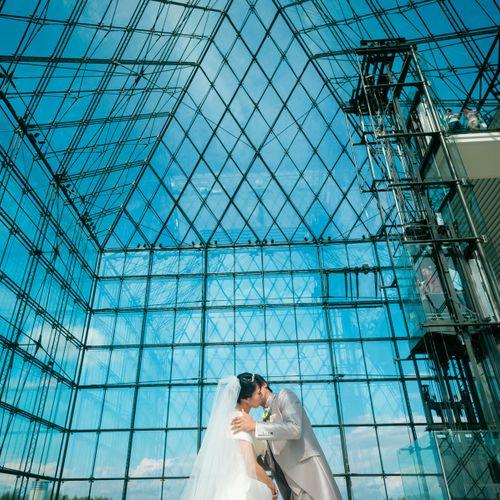 モエレ沼公園 ガラスのピラミッド(C.RELATIONSプロデュース)の公式写真4枚目