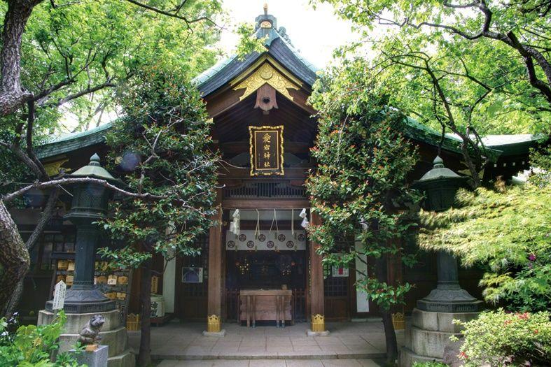 愛宕神社の公式写真1枚目