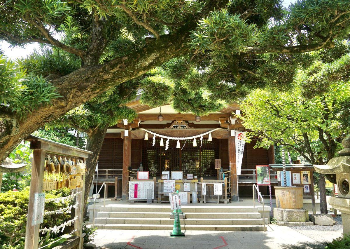 鳩森八幡神社の公式写真1枚目