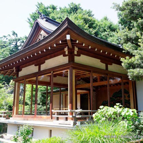 鳩森八幡神社の公式写真5枚目