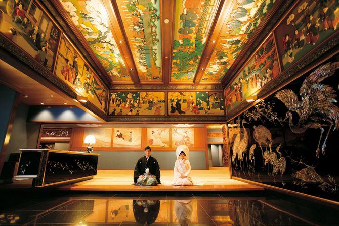 ホテル雅叙園東京のカバー写真